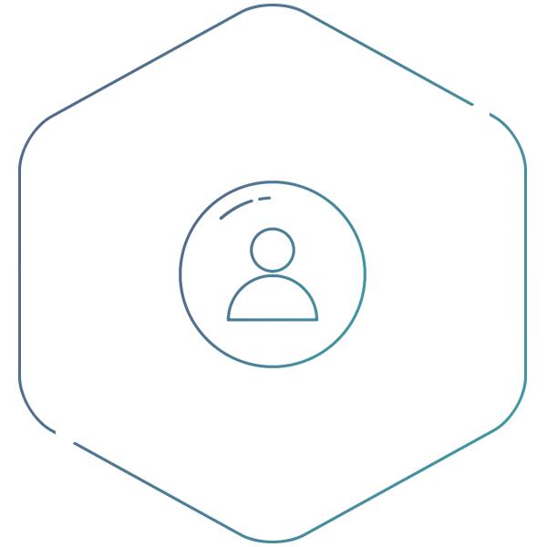 icône profil des stagiaires
